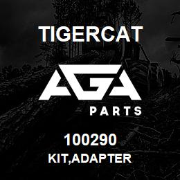 100290 Tigercat KIT,ADAPTER | AGA Parts