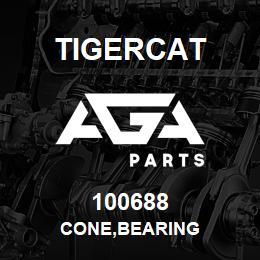 100688 Tigercat CONE,BEARING   AGA Parts