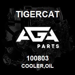 100803 Tigercat COOLER,OIL | AGA Parts