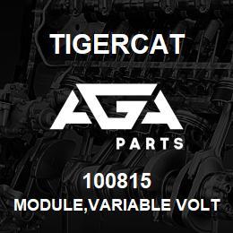 100815 Tigercat MODULE,VARIABLE VOLTAGE, 1-4 VDC   AGA Parts
