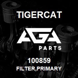 100859 Tigercat FILTER,PRIMARY | AGA Parts