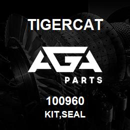 100960 Tigercat KIT,SEAL | AGA Parts