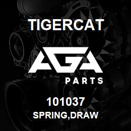 101037 Tigercat SPRING,DRAW | AGA Parts