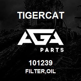 101239 Tigercat FILTER,OIL | AGA Parts