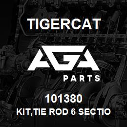 101380 Tigercat KIT,TIE ROD 6 SECTION VALVE | AGA Parts