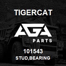 101543 Tigercat STUD,BEARING | AGA Parts