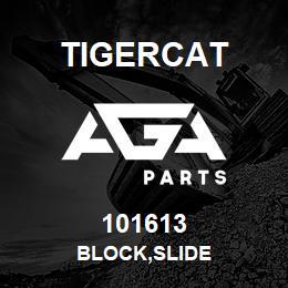 101613 Tigercat BLOCK,SLIDE | AGA Parts