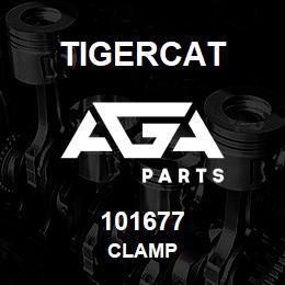 101677 Tigercat CLAMP   AGA Parts