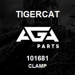 101681 Tigercat CLAMP | AGA Parts