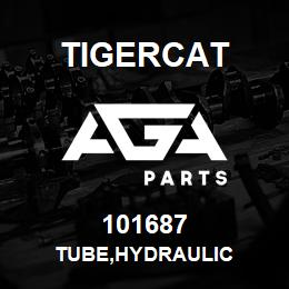 101687 Tigercat TUBE,HYDRAULIC | AGA Parts