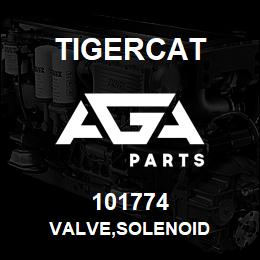 101774 Tigercat VALVE,SOLENOID | AGA Parts