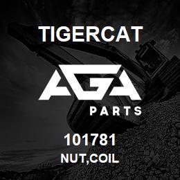 101781 Tigercat NUT,COIL | AGA Parts