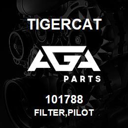 101788 Tigercat FILTER,PILOT | AGA Parts