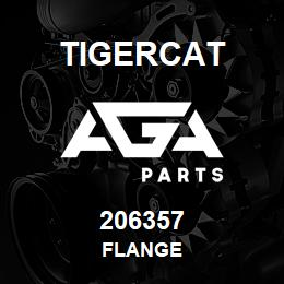 206357 Tigercat FLANGE | AGA Parts