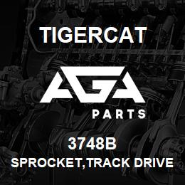 3748B Tigercat SPROCKET,TRACK DRIVE | AGA Parts