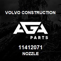11412071 NOZZLE - 11412071 - Volvo Construction spare part