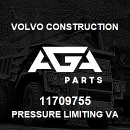 11709755 Volvo CE PRESSURE LIMITING VALVE | AGA Parts