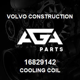 16829142 Volvo CE COOLING COIL | AGA Parts