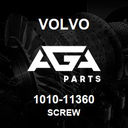 1010-11360 Volvo SCREW | AGA Parts