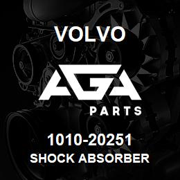 1010-20251 Volvo SHOCK ABSORBER | AGA Parts