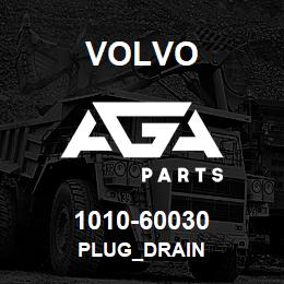 1010-60030 Volvo PLUG_DRAIN | AGA Parts
