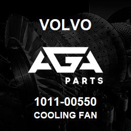 1011-00550 Volvo COOLING FAN | AGA Parts