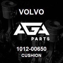 1012-00650 Volvo CUSHION | AGA Parts