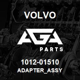 1012-01510 Volvo ADAPTER_ASSY | AGA Parts