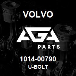 1014-00790 Volvo U-BOLT | AGA Parts