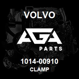 1014-00910 Volvo CLAMP | AGA Parts