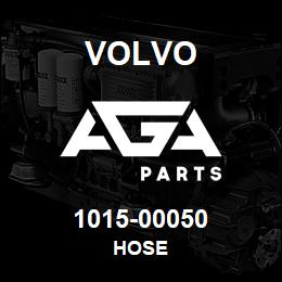 1015-00050 Volvo HOSE | AGA Parts