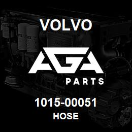 1015-00051 Volvo HOSE | AGA Parts