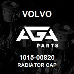 1015-00820 Volvo RADIATOR CAP | AGA Parts