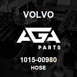 1015-00980 Volvo HOSE | AGA Parts