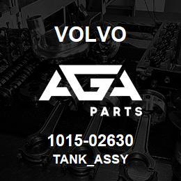 1015-02630 Volvo TANK_ASSY | AGA Parts
