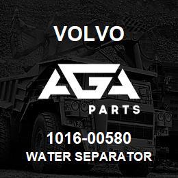 1016-00580 Volvo WATER SEPARATOR | AGA Parts