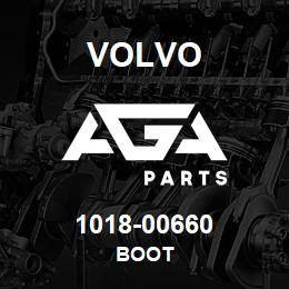 1018-00660 Volvo BOOT   AGA Parts
