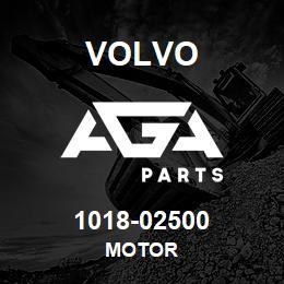 1018-02500 Volvo MOTOR | AGA Parts