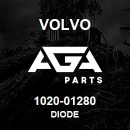 1020-01280 Volvo DIODE | AGA Parts