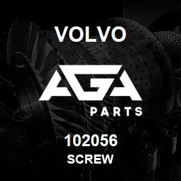 102056 Volvo Screw | AGA Parts