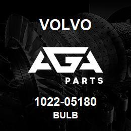 1022-05180 Volvo BULB | AGA Parts