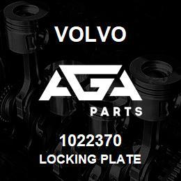 1022370 Volvo LOCKING PLATE | AGA Parts