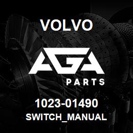 1023-01490 Volvo SWITCH_MANUAL | AGA Parts