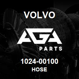 1024-00100 Volvo HOSE | AGA Parts
