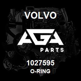 1027595 Volvo O-RING | AGA Parts