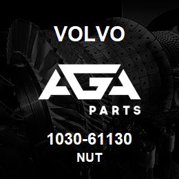 1030-61130 Volvo NUT | AGA Parts