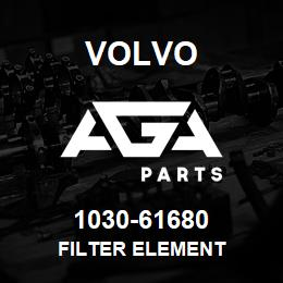 1030-61680 Volvo FILTER ELEMENT | AGA Parts