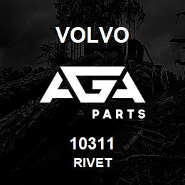 10311 Volvo RIVET | AGA Parts