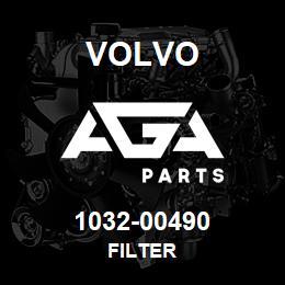 1032-00490 Volvo FILTER | AGA Parts