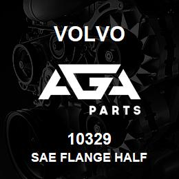 10329 Volvo SAE Flange half | AGA Parts